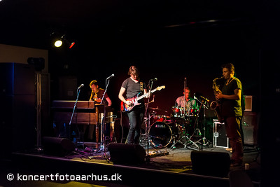 Steffen Brix Blues Band 17/08 2012