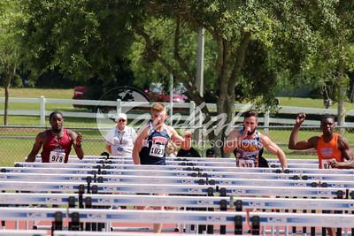 Men's 110m Hurdles FINAL