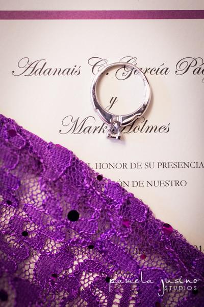 Adanais + Mark's Wedding