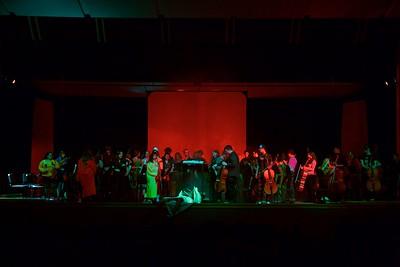 2015, Orchestra Costume Concert
