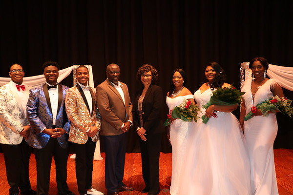 Mr. & Ms. FVSU Pageant