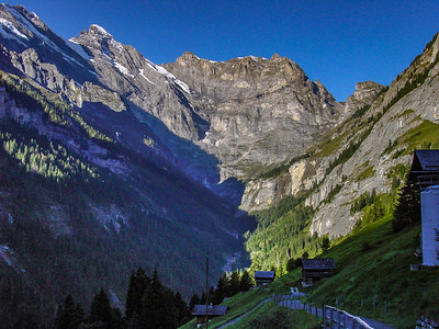 Gimmelwald - Second Stay