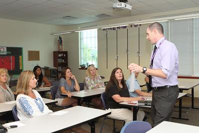 Back to School ELA-8th September 16 2014