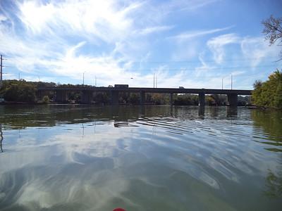 Kayak - Fox River - 2014-09-28