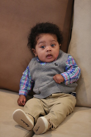 Noah's Christening Outfit
