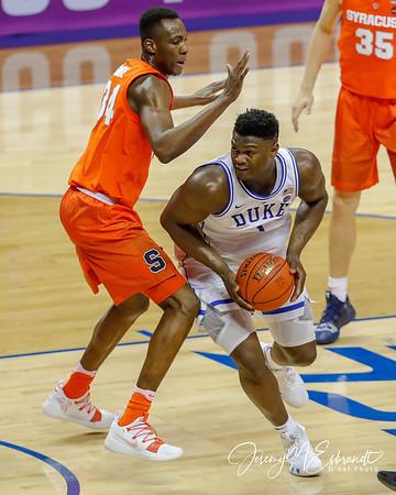 Zion Williamson - Duke Basketball - 03-14-2019