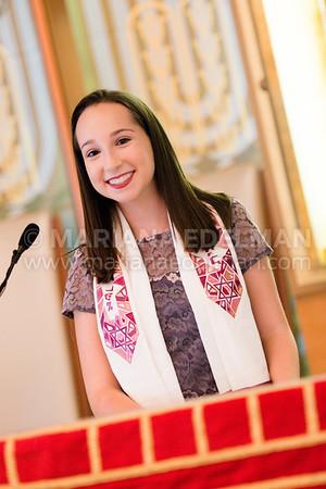Rachel Glazer Bat Mitzvah