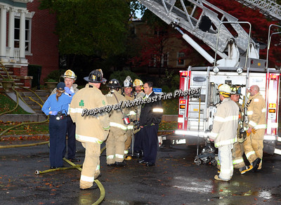 Providence- 2nd Alarm- 144 President Avenue- 10/31/12