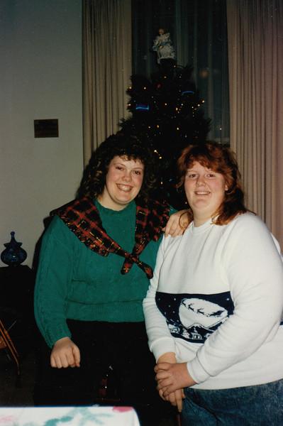 Samantha & Joyce Sullivan - Xmas 1991.jpg