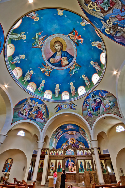 St. George Antiochian Orthodox Church<br /> El Paso, Texas