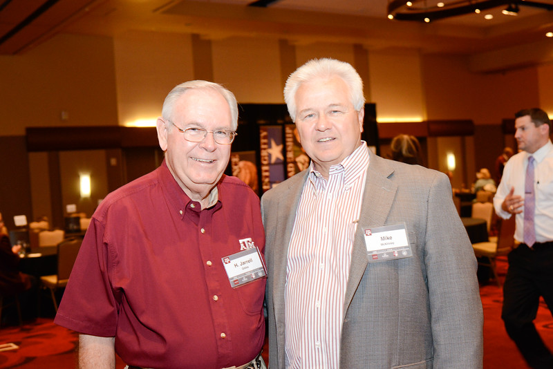 H. Jarrell Gibbs, Mike McKinney