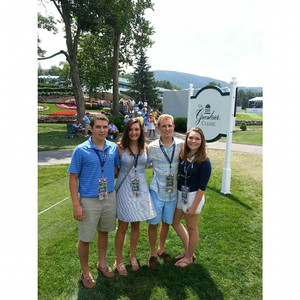Greenbrier Classic Vacation