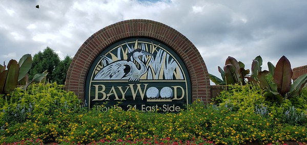 The Baywood community August 23, 2019