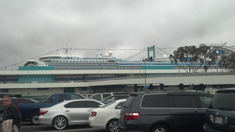 2012 Sapphire Princess Cruise