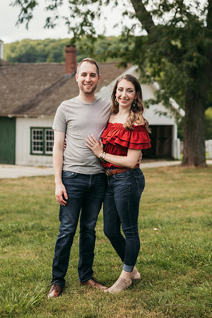 Aaron + Emily | Valley Forge National Park | 08.18.2021