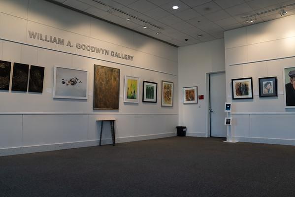 Lonnie Robinson - Gallery Setup
