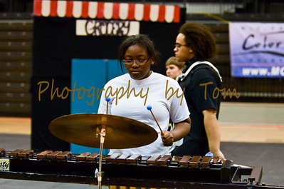 Center HS Percussion