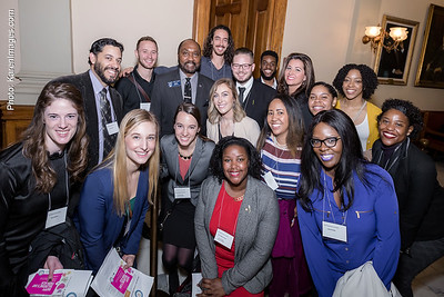 Life University Students at Georgia Capitol Day