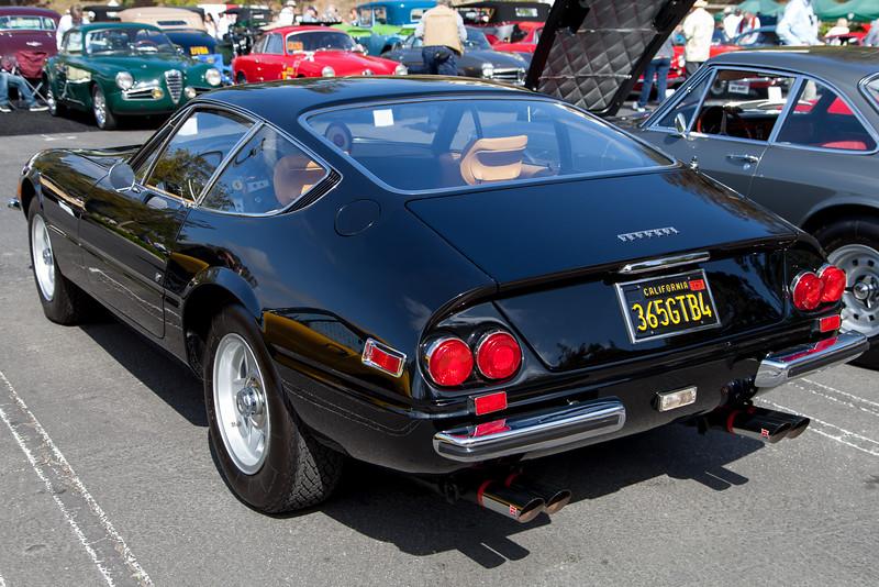 1973 Ferrari 365 GTB/4 Daytona - Ronald W. Busuttil