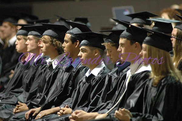 Class of 2006 CPHS Graduation