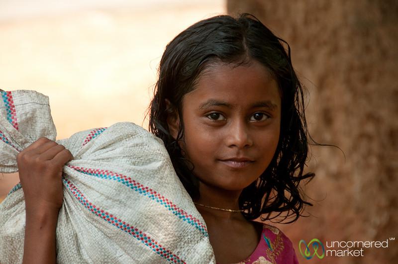 Young Girl in Rangamati, Bangladesh