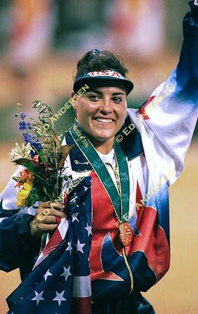 1996 Olympic Softball Medal Games