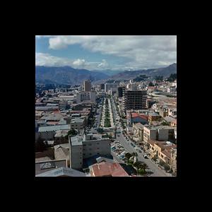 La Paz, Bolivia - 1966-1968