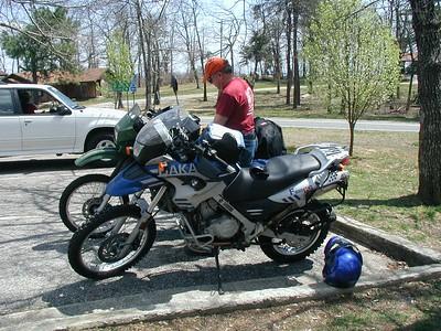 Rides 2005