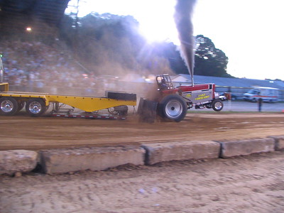 2008 Harrison Co. Tractor Pull