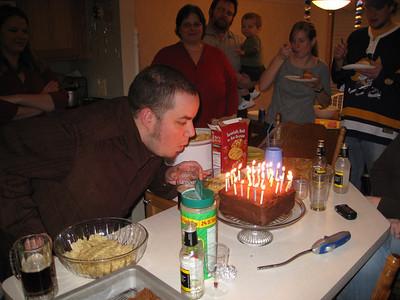 John A's 30th Birthday