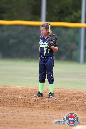 8U - Ocala Marion County Girls Softball vs South Orlando Babe Ruth