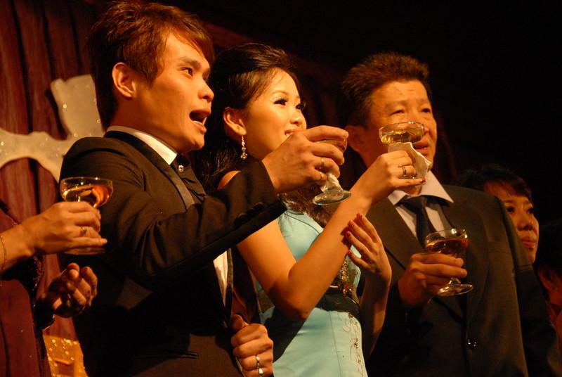 September 10, 2011 - Chee Leong & Sue Wen's Wedding @ Kluang