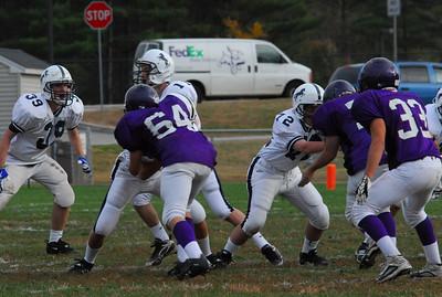 Freshmen vs BVT 10-22-09