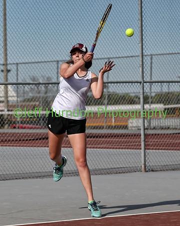 Tennis Sr Night