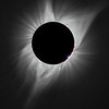 Solar Eclipse with Corona