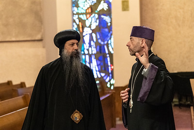 The Standing Conference of Oriental Orthodox Churches, Diocesan Center, New y