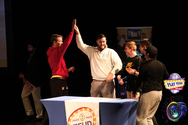 DECEMBER 14TH, 2016: IFC 1ST ANNUAL FAMILY FEUD TOURNAMENT @ ROWAN UNIVERSITY