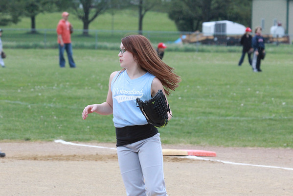 Jenna softball