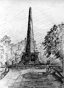 DUNDO, Estatuaria. (Desenho do Dr. Luna de Carvalho)