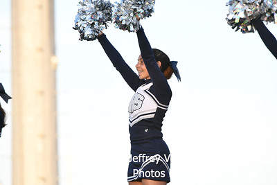 9/20/2019 Colonel Zadok Magruder HS Varsity Cheerleading and Varsity Poms, Photos by Jeffrey Vogt Photography