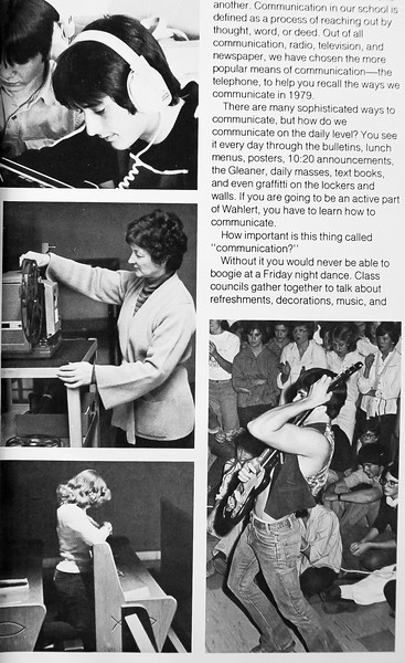 1979 Year Book Pages