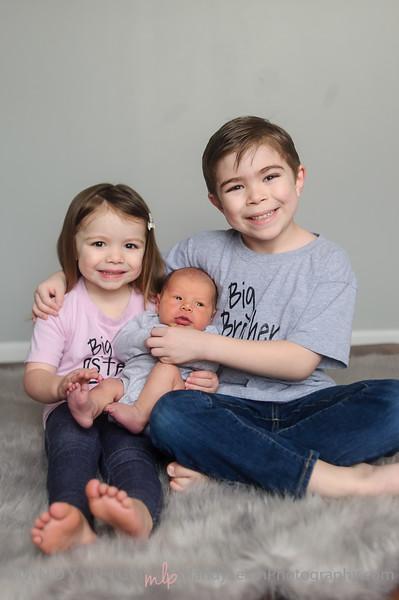 Eli Kharson Nessler Newborn