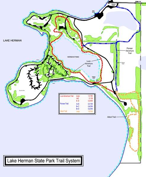 Lake Herman State Park