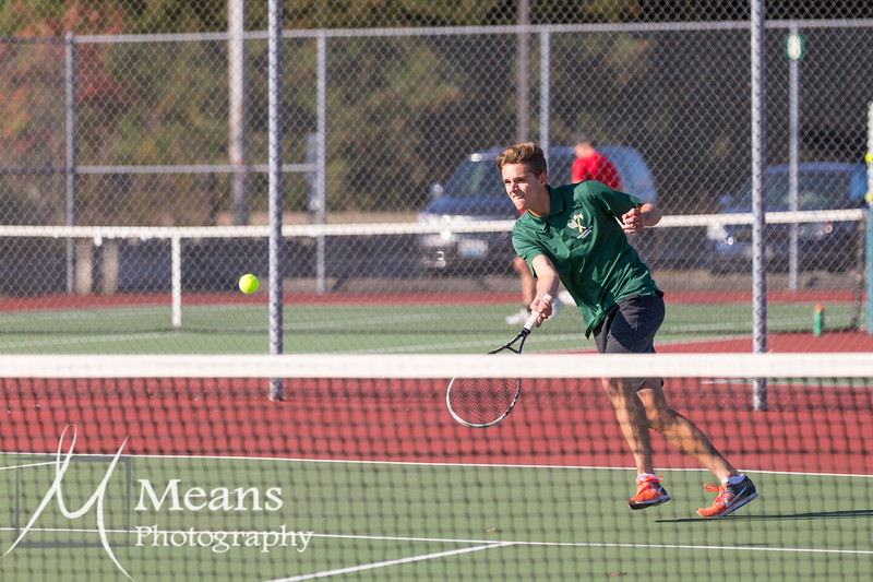 Timberline @ Yelm Boys Tennis 10.02.2018