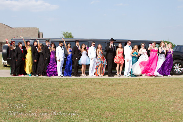 GHS Prom 2012