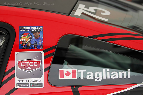 2015 Canadian Touring Car Championship - CTMP