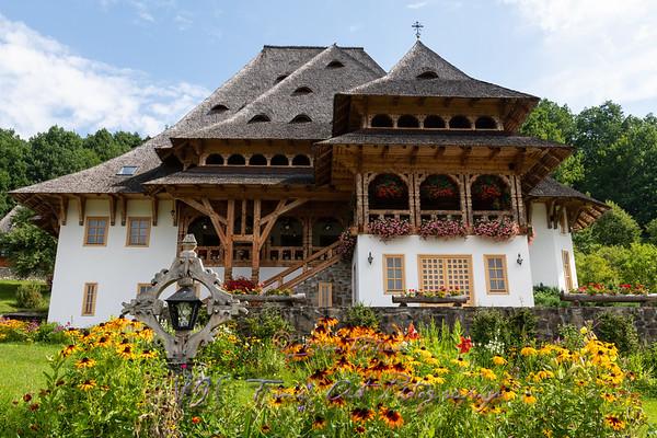 Barsana Monastery (Romania)