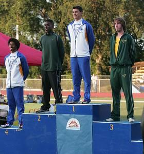 Boys 100 Meter Finals