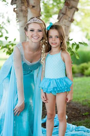 Kellsie's Hope - Princess & Pirate Pool Party - 6/19/14