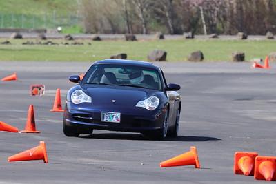 Autocross #1 - March 31 Porsche